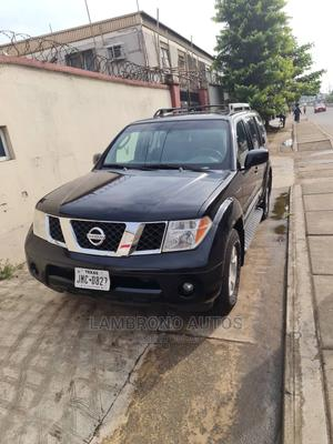 Nissan Pathfinder 2006 Black | Cars for sale in Lagos State, Ogba