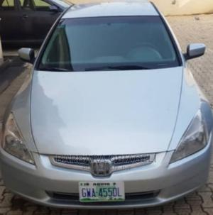 Honda Accord 2004 Automatic Silver | Cars for sale in Abuja (FCT) State, Gaduwa