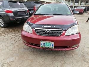 Toyota Corolla 2006 LE Red | Cars for sale in Lagos State, Alimosho