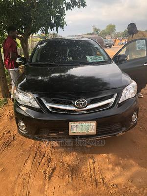 Toyota Corolla 2009 1.8 Advanced Black | Cars for sale in Abuja (FCT) State, Kuje