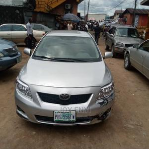 Toyota Corolla 2009 1.8 Advanced Silver | Cars for sale in Rivers State, Port-Harcourt