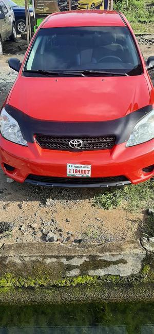 Toyota Matrix 2005 Red | Cars for sale in Delta State, Warri
