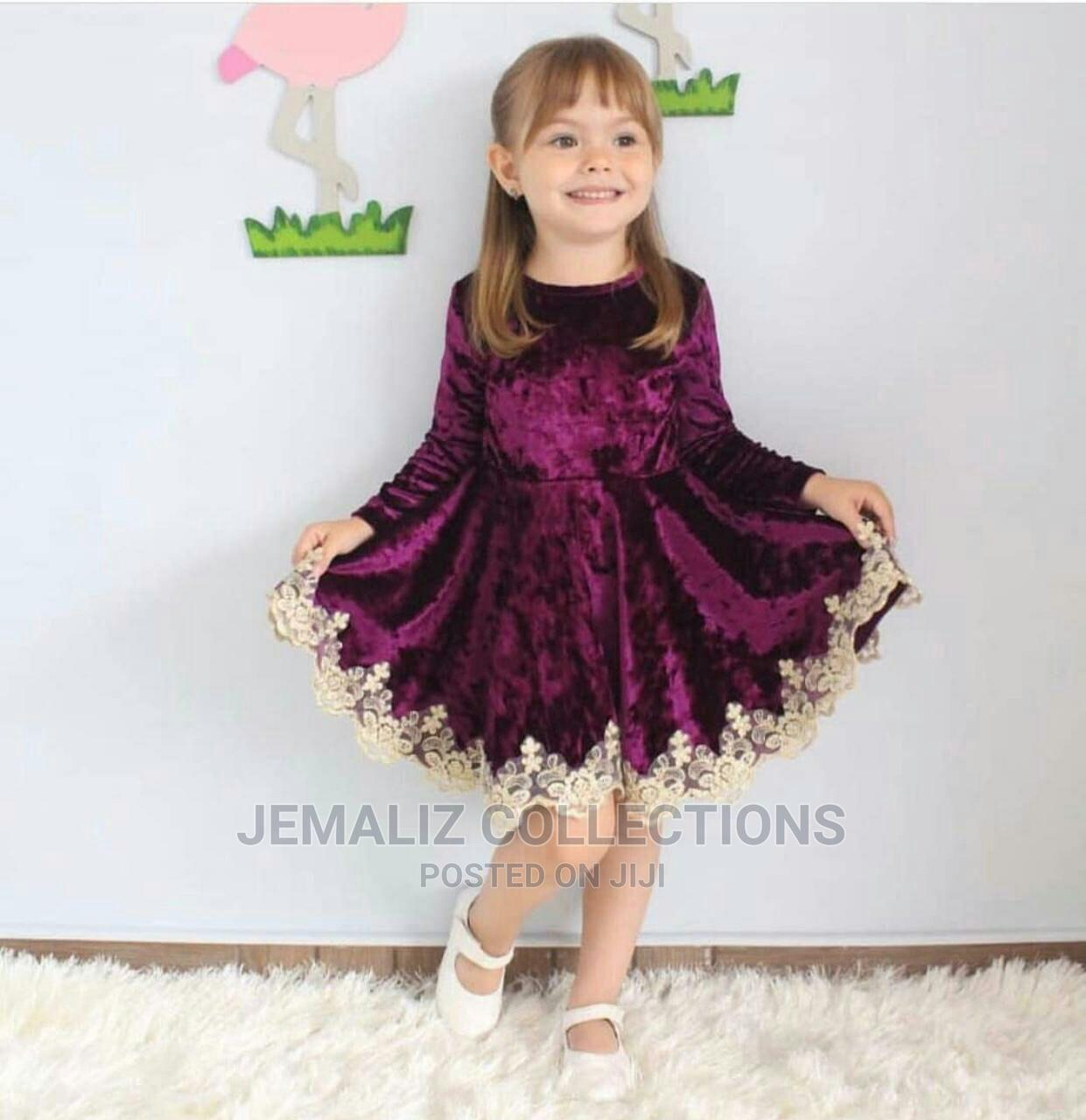 New Quality Turkey Children Ball Gown