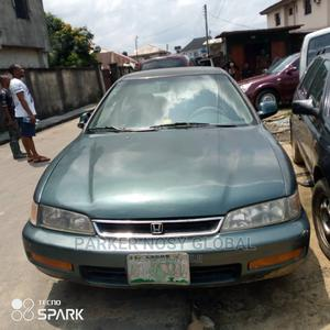 Honda Accord 2000 Coupe Gray    Cars for sale in Rivers State, Port-Harcourt