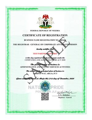 Business Registration With CAC   Legal Services for sale in Lagos State, Ogba