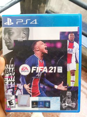 FIFA 21 Neatly Used | Video Games for sale in Lagos State, Ikeja