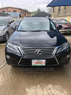 Lexus RX 2013 350 FWD Black | Cars for sale in Lagos State, Abule Egba