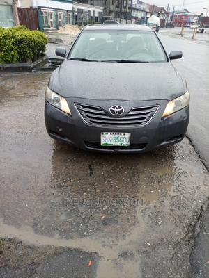 Toyota Camry 2009 Hybrid Gray | Cars for sale in Rivers State, Port-Harcourt
