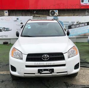 Toyota RAV4 2011 White   Cars for sale in Lagos State, Ikeja