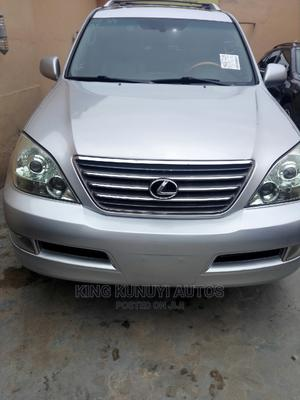 Lexus GX 2007 470 Silver | Cars for sale in Lagos State, Surulere