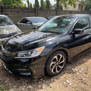 Honda Accord 2017 Black | Cars for sale in Kaduna State, Kaduna / Kaduna State