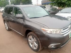 Toyota Highlander 2012 Limited Gray | Cars for sale in Lagos State, Kosofe