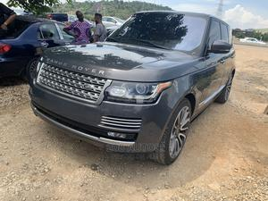 Land Rover Range Rover Vogue 2016 Gray | Cars for sale in Abuja (FCT) State, Gwarinpa