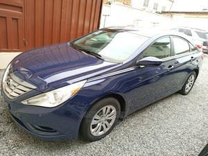 Hyundai Sonata 2011 Purple | Cars for sale in Lagos State, Ikoyi