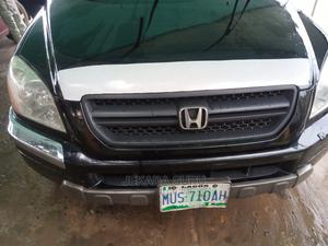 Honda Pilot 2004 Gray | Cars for sale in Rivers State, Port-Harcourt
