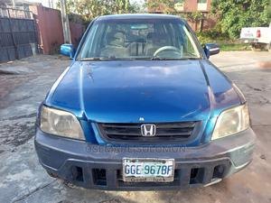 Honda CR-V 1998 2.0 4WD Automatic Blue | Cars for sale in Lagos State, Agboyi/Ketu
