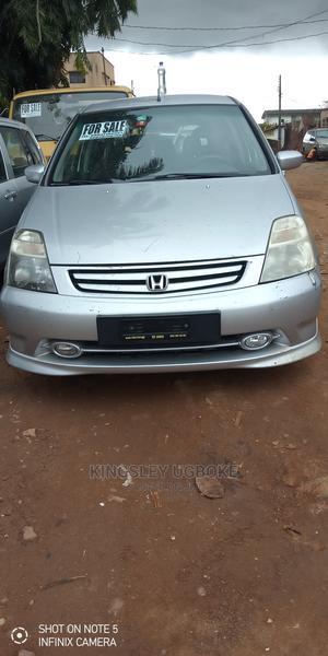 Honda Stream 2002 Gray | Cars for sale in Lagos State, Alimosho