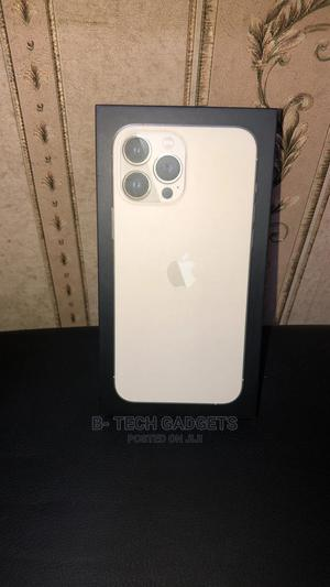 New Apple iPhone 13 Pro Max 256 GB Gold | Mobile Phones for sale in Lagos State, Ikeja