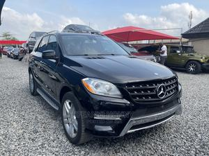 Mercedes-Benz M Class 2015 Black | Cars for sale in Lagos State, Amuwo-Odofin