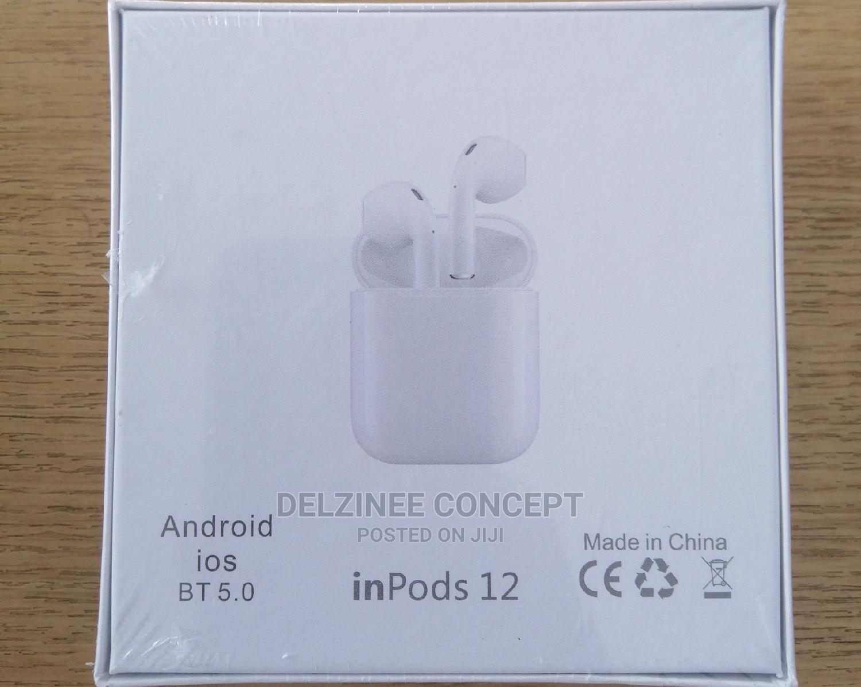 Inpod 12 True Wireless Bluetooth V5. 0 Earphones | Headphones for sale in Ikeja, Lagos State, Nigeria