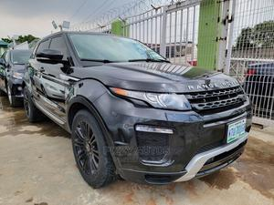 Land Rover Range Rover Evoque 2013 Black   Cars for sale in Lagos State, Ogba