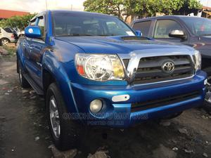 Toyota Tacoma 2008 4x4 Double Cab Blue   Cars for sale in Lagos State, Apapa