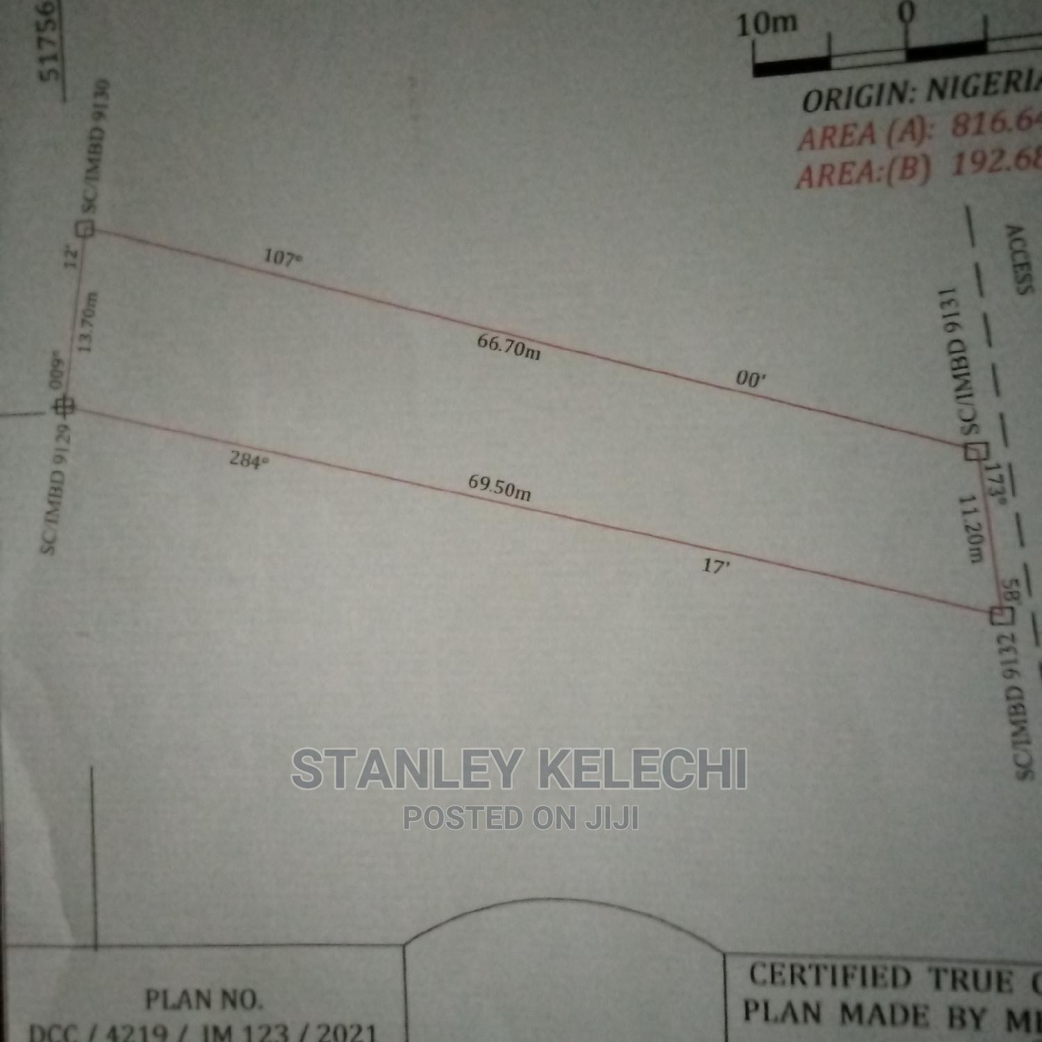 We Do Land Surveying   Land & Plots for Rent for sale in Owerri, Imo State, Nigeria
