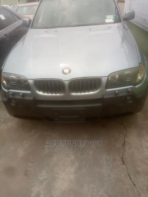 BMW X3 2004 2.5i Sports Activity Blue | Cars for sale in Lagos State, Ikeja
