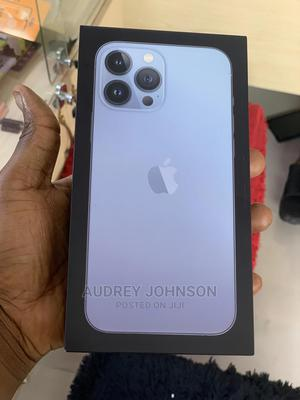 New Apple iPhone 13 Pro Max 128 GB Blue | Mobile Phones for sale in Delta State, Warri