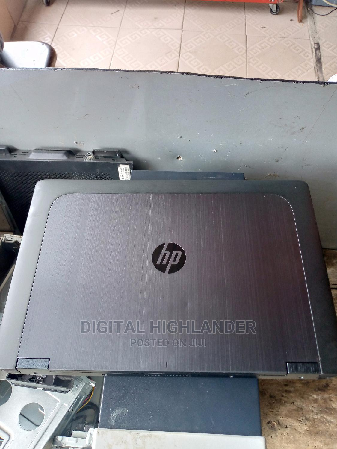 Laptop HP ZBook 15 8GB Intel Core I5 HDD 500GB | Laptops & Computers for sale in Ikeja, Lagos State, Nigeria