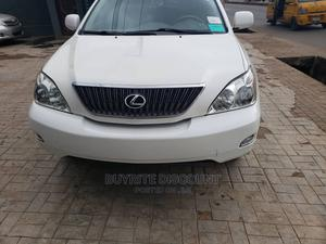 Lexus RX 2005 330 White | Cars for sale in Lagos State, Alimosho