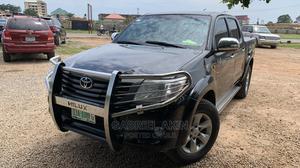 Toyota Hilux 2014 Black | Cars for sale in Abuja (FCT) State, Gudu