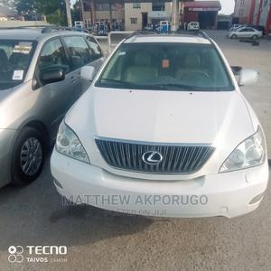 Lexus RX 2007 White | Cars for sale in Lagos State, Ajah
