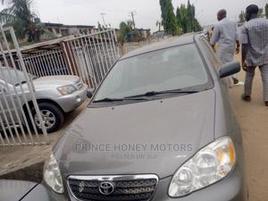 Toyota Corolla 2007 1.4 VVT-i Gray | Cars for sale in Lagos State, Alimosho
