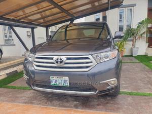 Toyota Highlander 2012 Gray | Cars for sale in Lagos State, Lekki