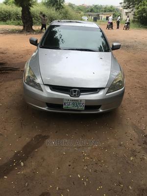 Honda Accord 2004 Silver   Cars for sale in Ogun State, Sagamu