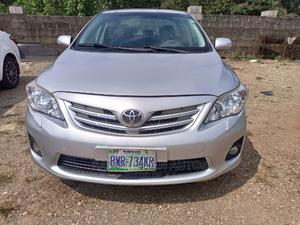 Toyota Corolla 2013 Silver | Cars for sale in Abuja (FCT) State, Kubwa