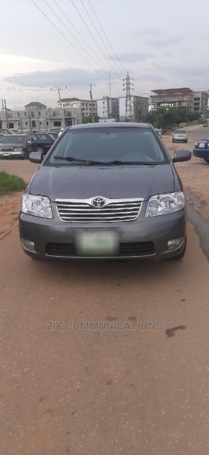 Toyota Corolla 2003 Sedan Automatic Gray   Cars for sale in Kaduna State, Kaduna / Kaduna State