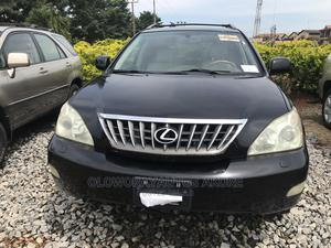Lexus RX 2009 350 AWD Black   Cars for sale in Ondo State, Akure