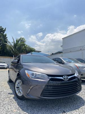 Toyota Camry 2017 Gray | Cars for sale in Lagos State, Ogudu