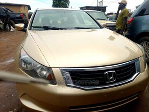 Honda Accord 2008 Gold   Cars for sale in Lagos State, Ikeja