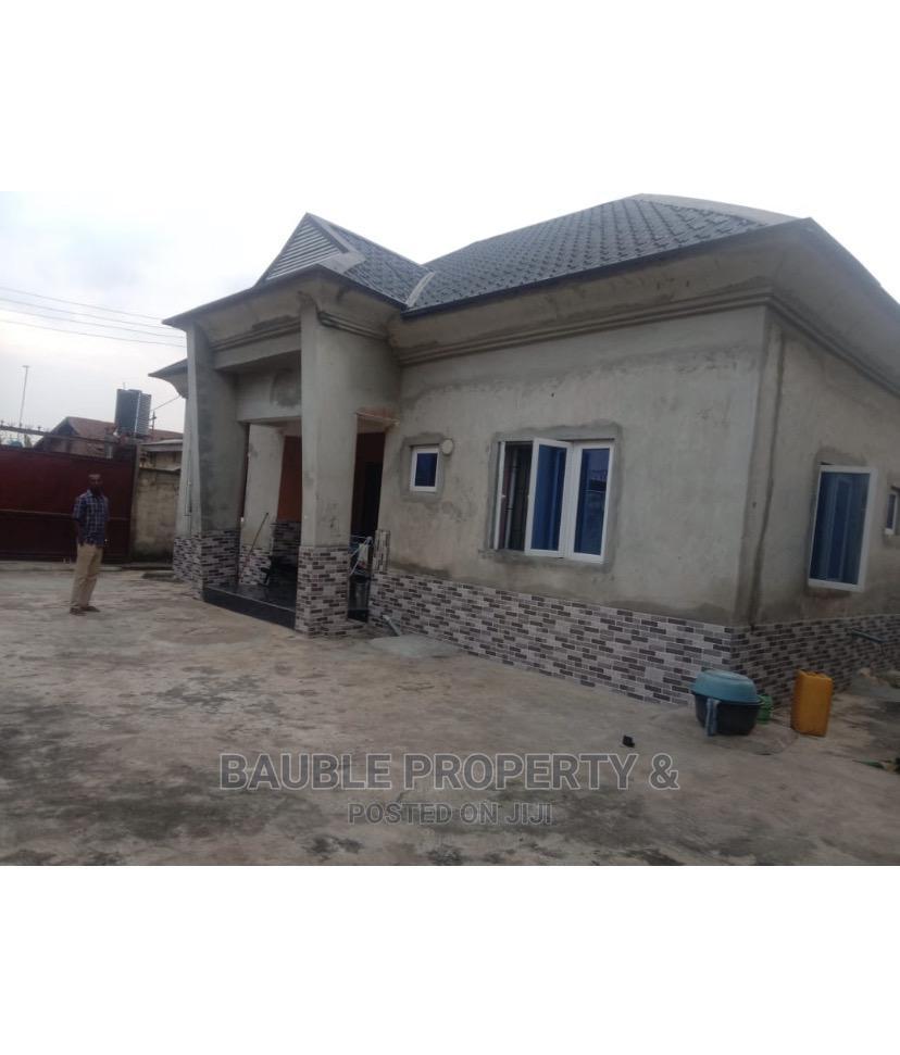 Furnished 3bdrm Bungalow in Alagbole, Ojodu for Sale