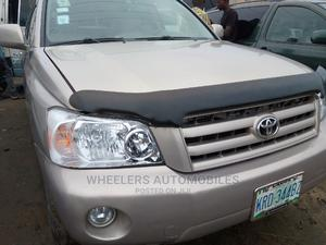 Toyota Highlander 2005 4x4 Gold | Cars for sale in Lagos State, Amuwo-Odofin