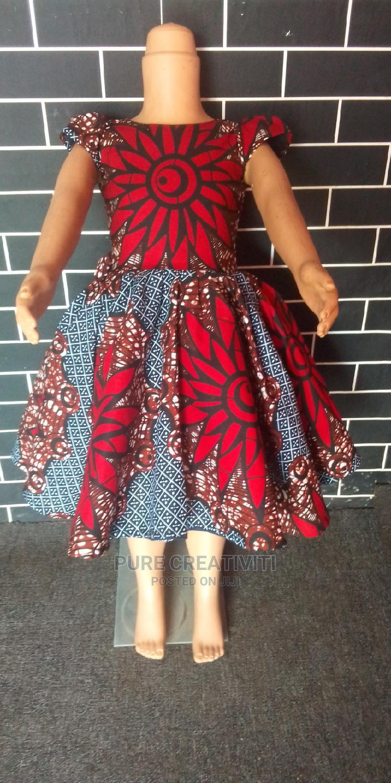 Ankara Dress for Kids | Children's Clothing for sale in Karu, Abuja (FCT) State, Nigeria