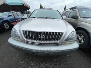 Lexus RX 2001 300 Silver   Cars for sale in Lagos State, Apapa