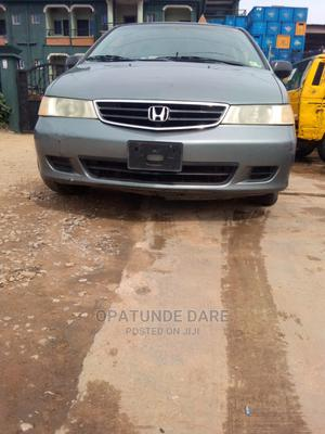 Honda Odyssey 2004 2.4 4WD Gray | Cars for sale in Lagos State, Ikeja