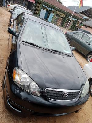 Toyota Corolla 2005 S Black   Cars for sale in Edo State, Benin City