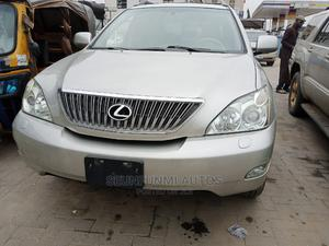 Lexus RX 2007 350 4x4 Silver | Cars for sale in Lagos State, Abule Egba