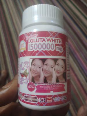 Gluta White for Skin Glow   Vitamins & Supplements for sale in Lagos State, Ikeja
