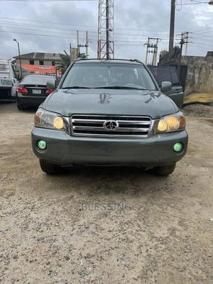 Toyota Highlander 2006 Green | Cars for sale in Lagos State, Ikotun/Igando